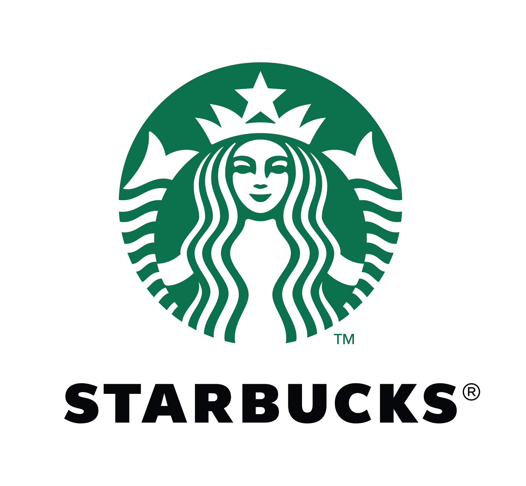 Starbucks Logo Lockup