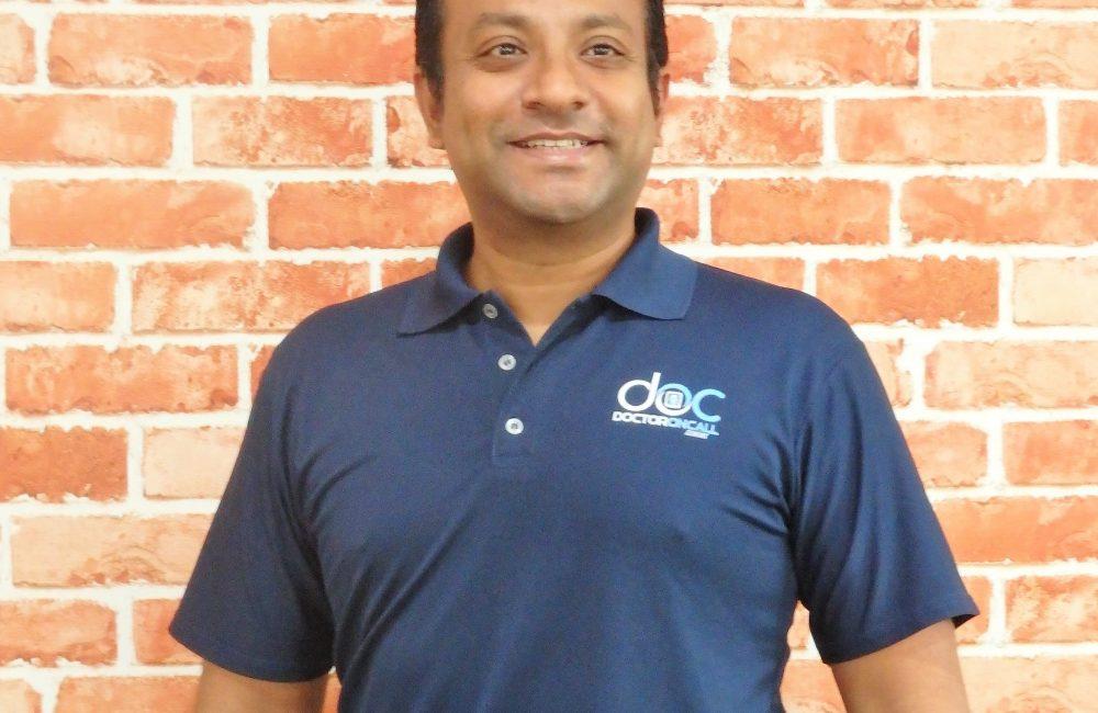 Maran Virumandi Managing Director Co Founder DoctorOnCal